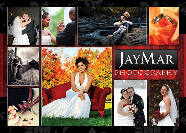 Jaymar  Postcard Advertisments  Creation Cafe