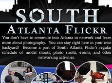 South Atlanta Flickr Flyer