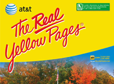 Yellow Pages Cover
