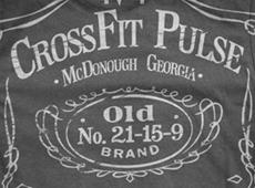 CrossFit Affiliate t-shirt