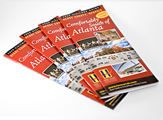 CVB Visitor's Guide Ads