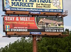 Merle Manders Billboard