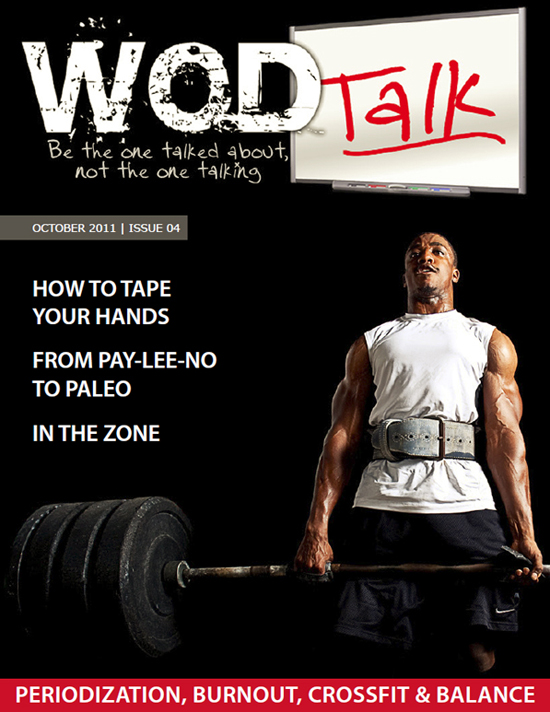 WODTalk Cover