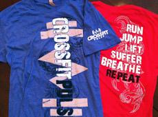 CrossFit Grunge Shirt