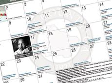 2012 Calendar Design