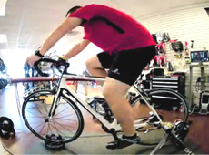 Bike Fitting Time Lapse
