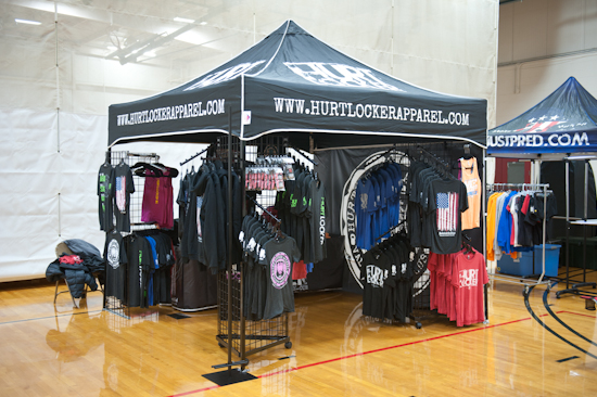 Trade Show Event Booth