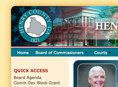 County Website