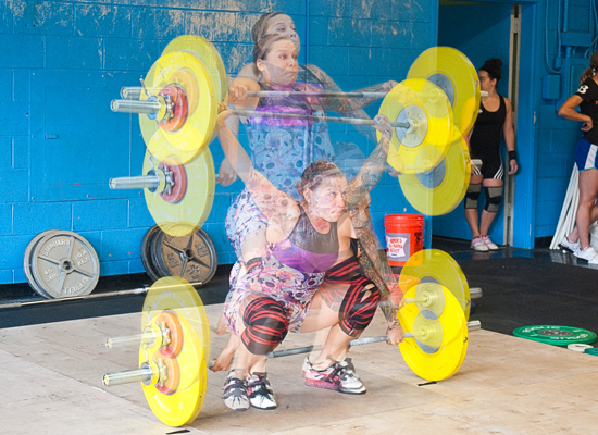 Olympic Weightlifting Photography