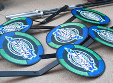 Custom Wall Ball Targets