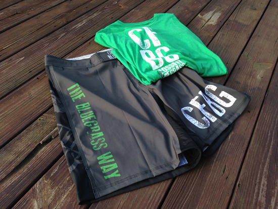 Custom CrossFit Shorts