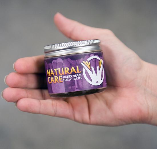 Hand Cream Label