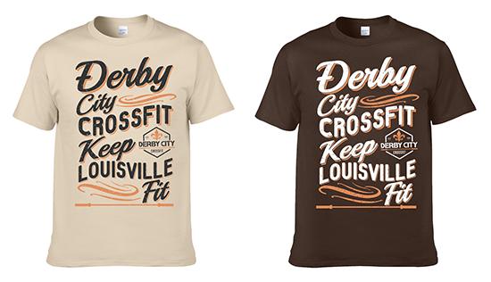 CrossFit Affiliate Apparel Design