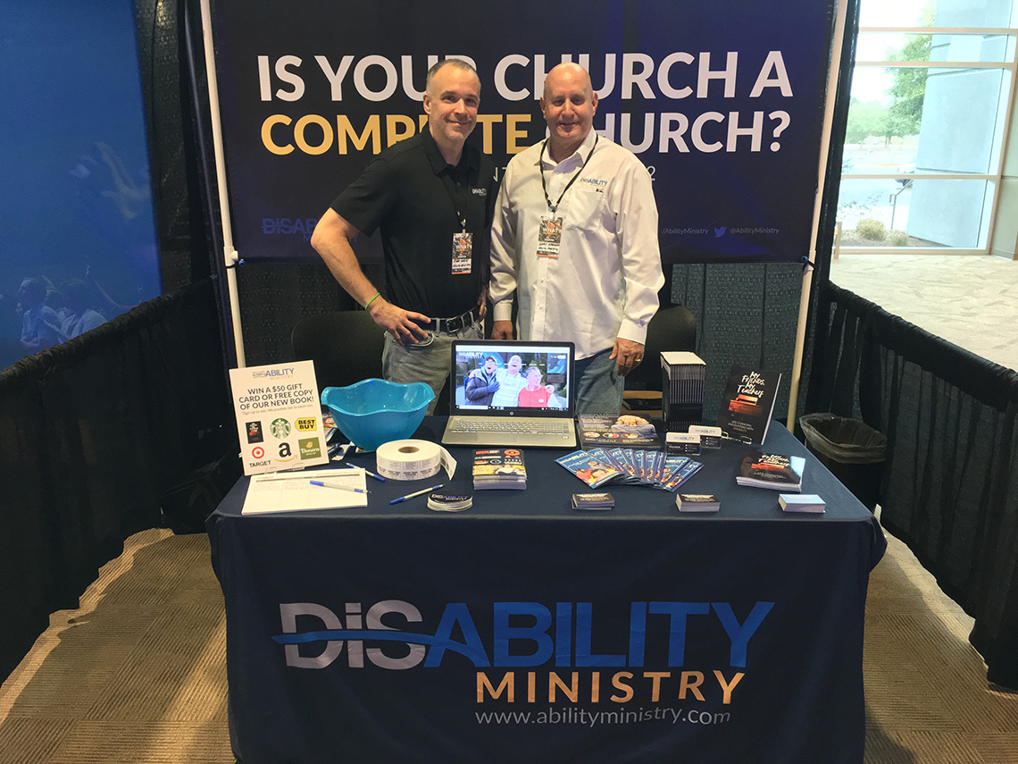 Ability Ministry Branding