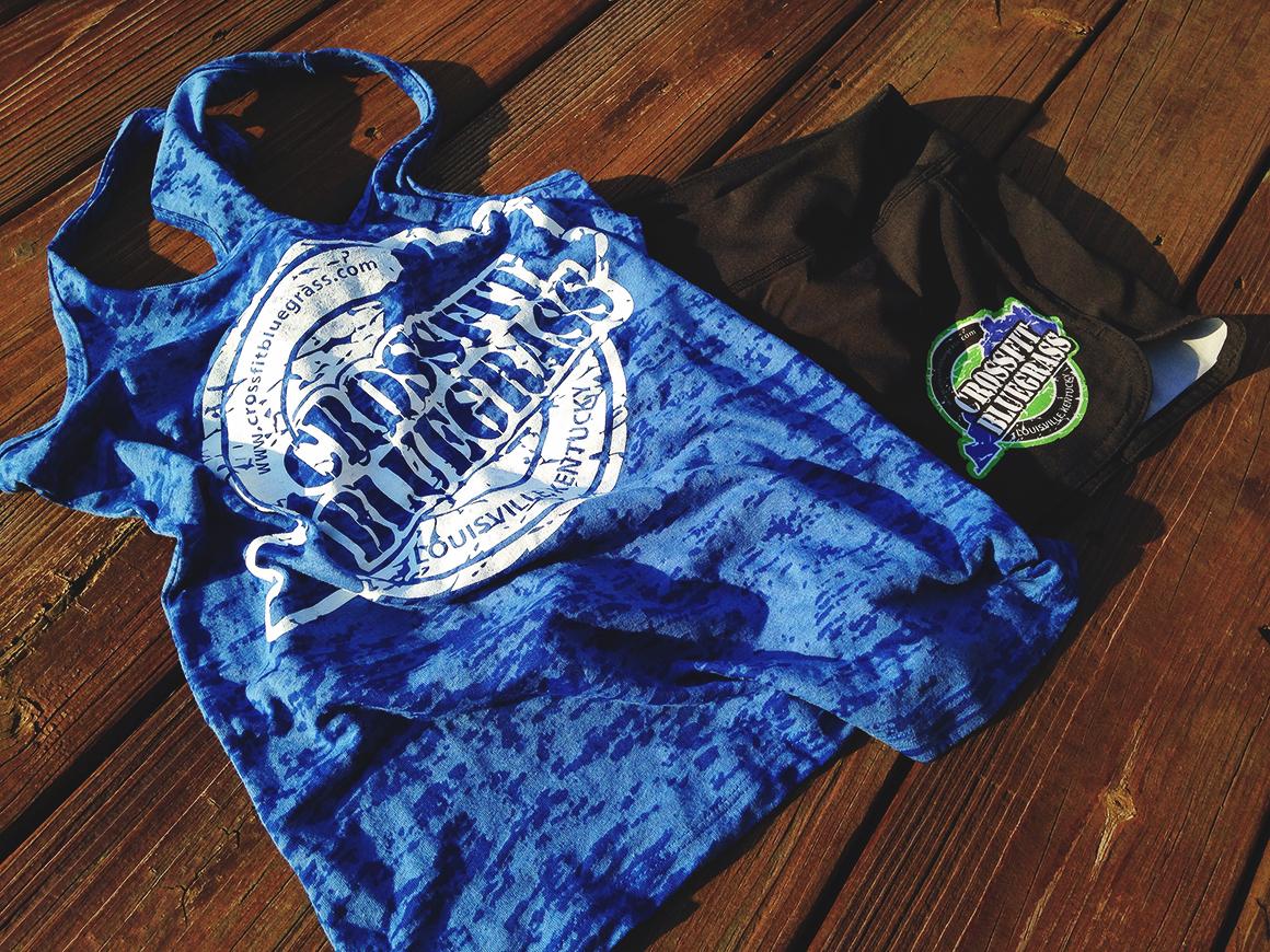 CrossFit Bluegrass Apparel