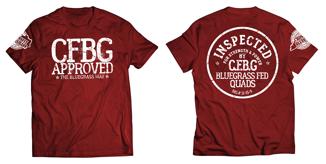 CrossFit Bluegrass Apparel