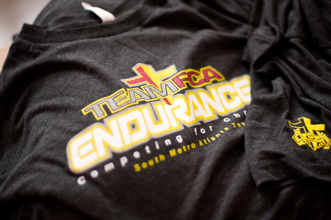 FCA Shirt Design