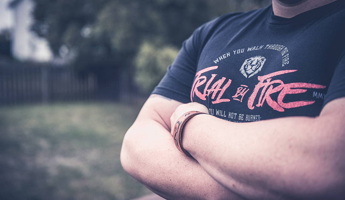 Trial By Fire Apparel