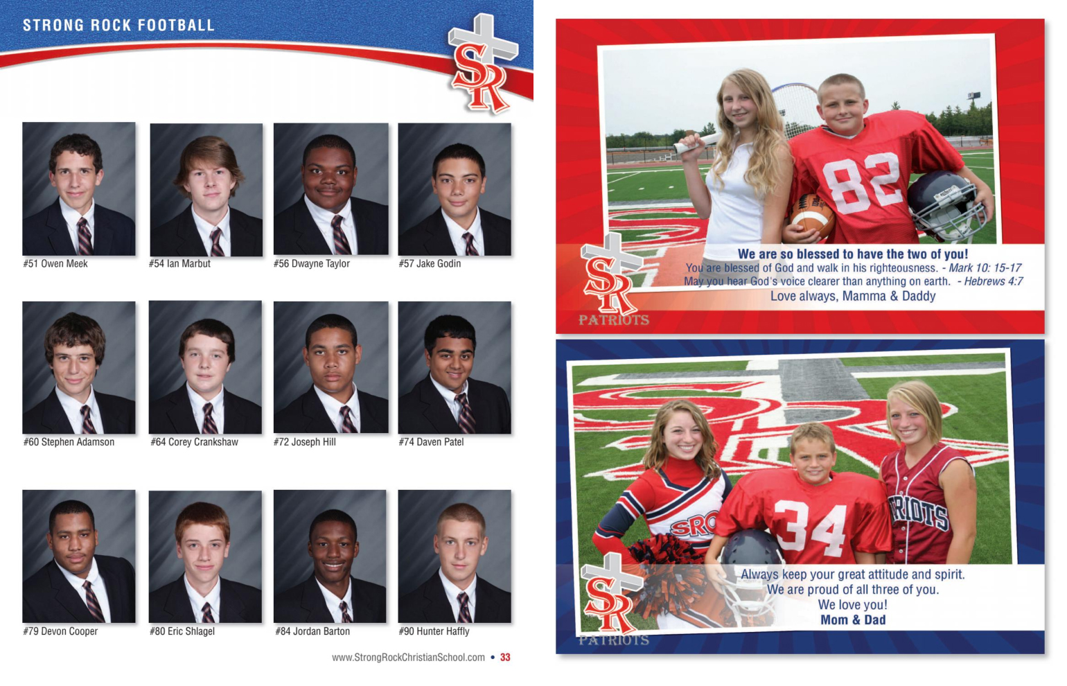 Strong Rock Fall Media Guide