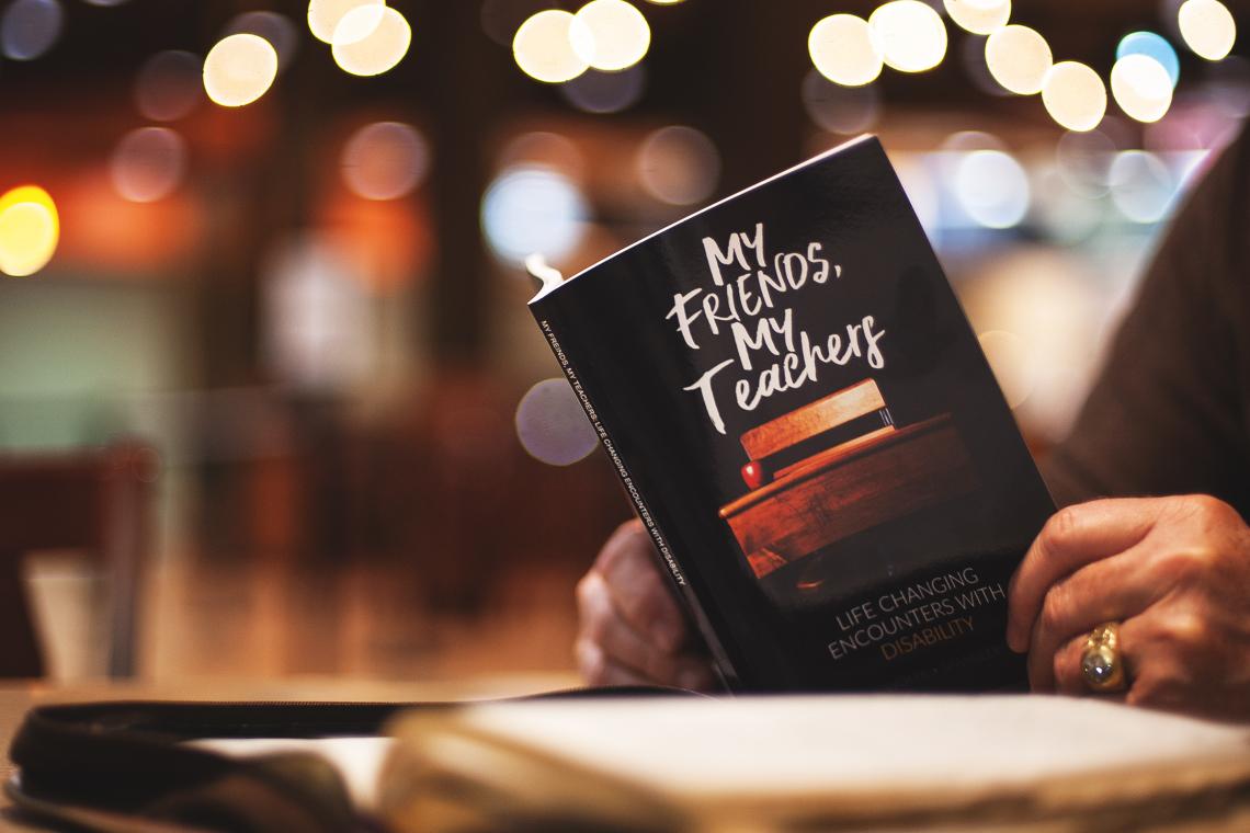 My Friends, My Teachers – Book Design