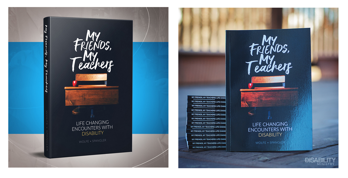 My Friends, My Teachers – Book Design