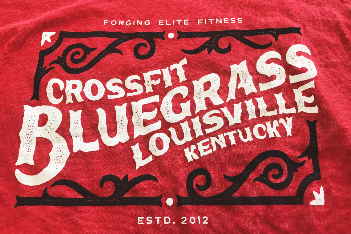 CrossFit Affiliate Apparel Design